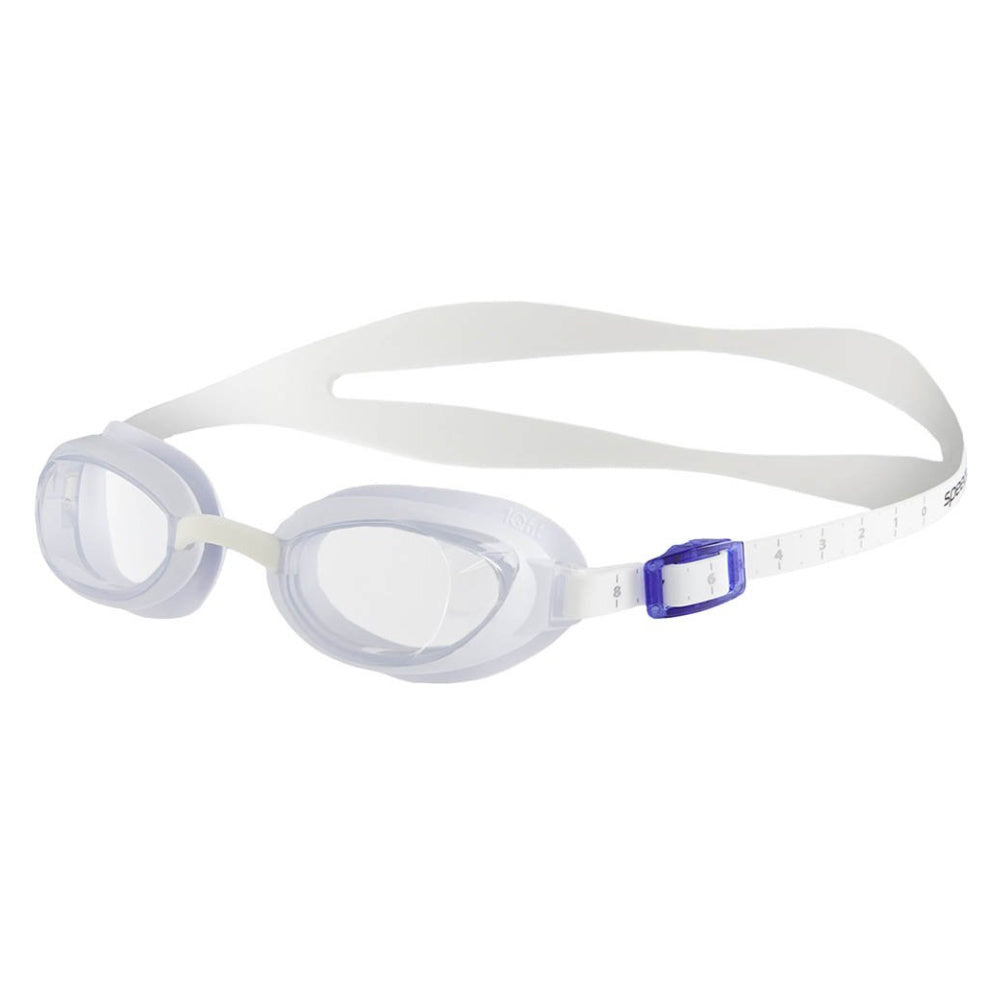 SPEEDO | WOMENS AQUAPURE WHITE/CLEAR