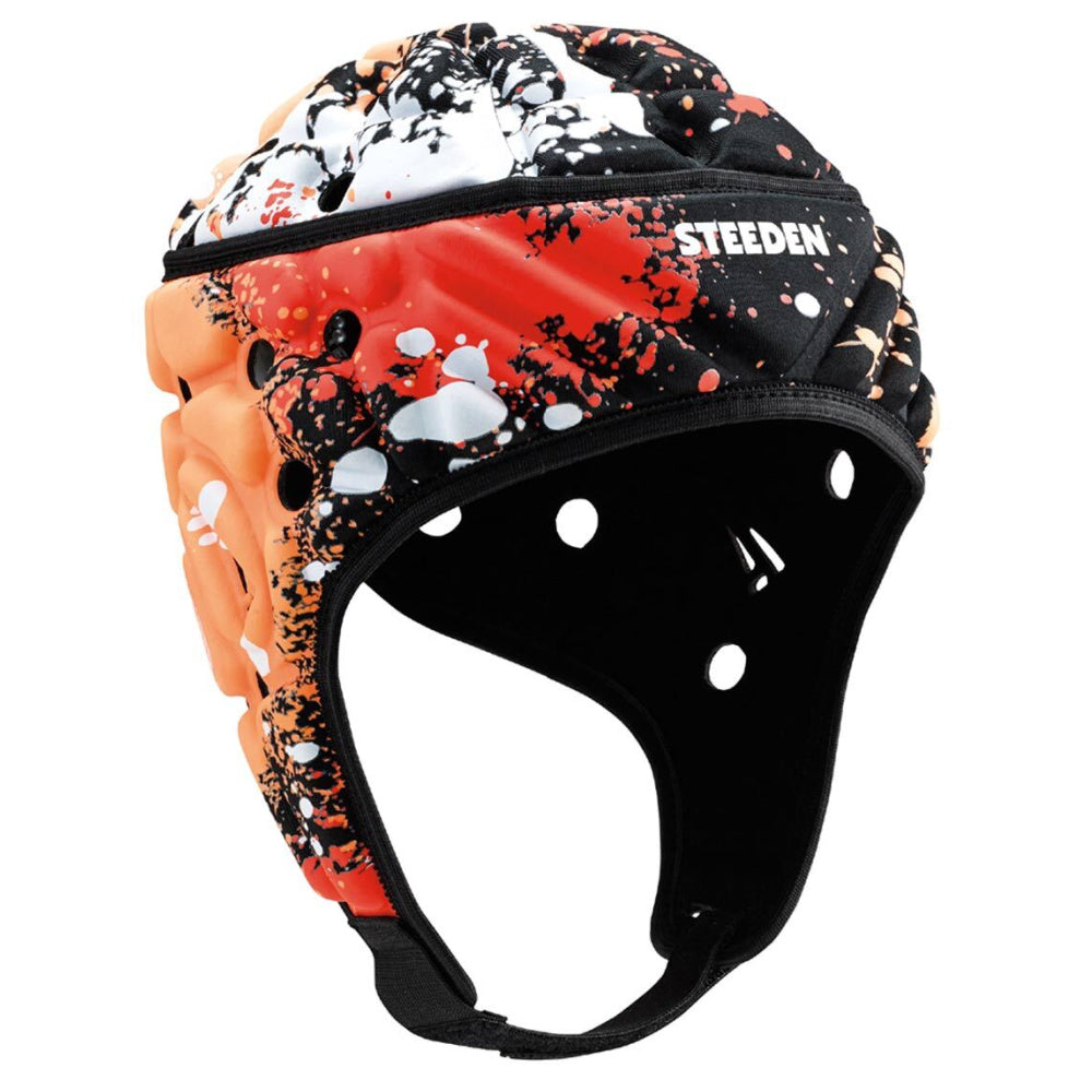 STEEDEN | ST-PAINTBALL HEADGEAR ORANGE RED