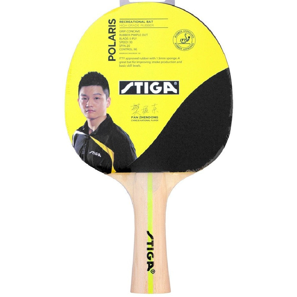 STIGA | POLARIS TABLE TENNIS BAT