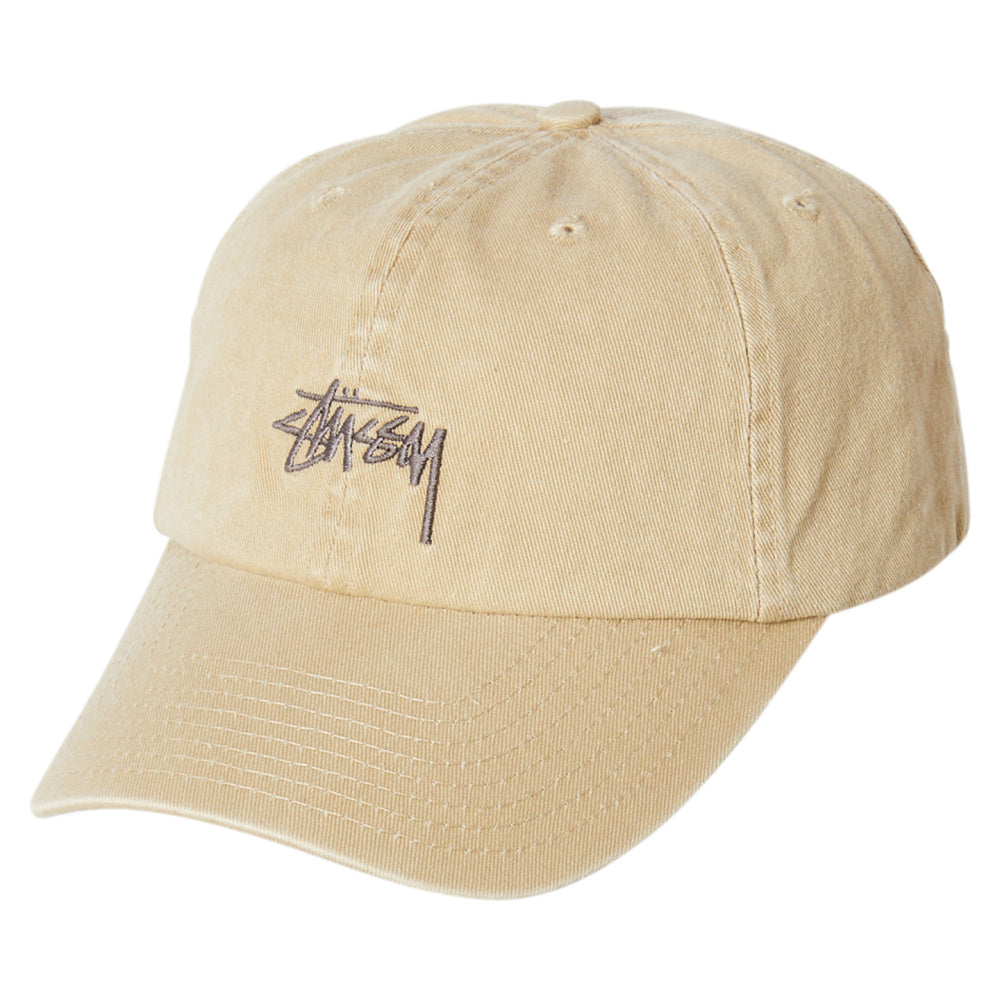 STUSSY | STOCK LOW PRO CAP CEMENT OSFA