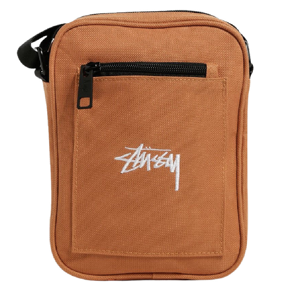 STUSSY | STOCK MESSENGER BAG BRICK