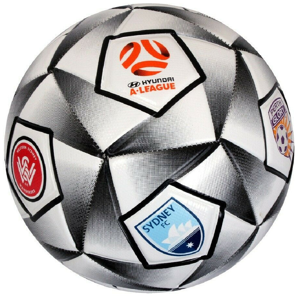 SUMMIT | A-LEAGUE ALL TEAMS LOGO SOCCER BALL SIZE 5