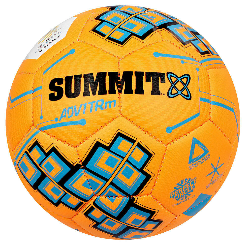 SUMMIT | ADV1 TRM SOCCER BALL SIZE 5 ORANGE