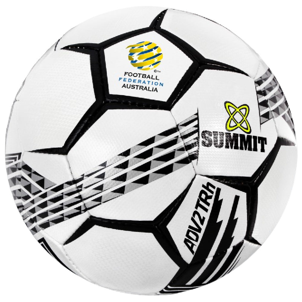 SUMMIT | ADV2 TRP TRAINING SOCCER BALL WHITE SIZE 5