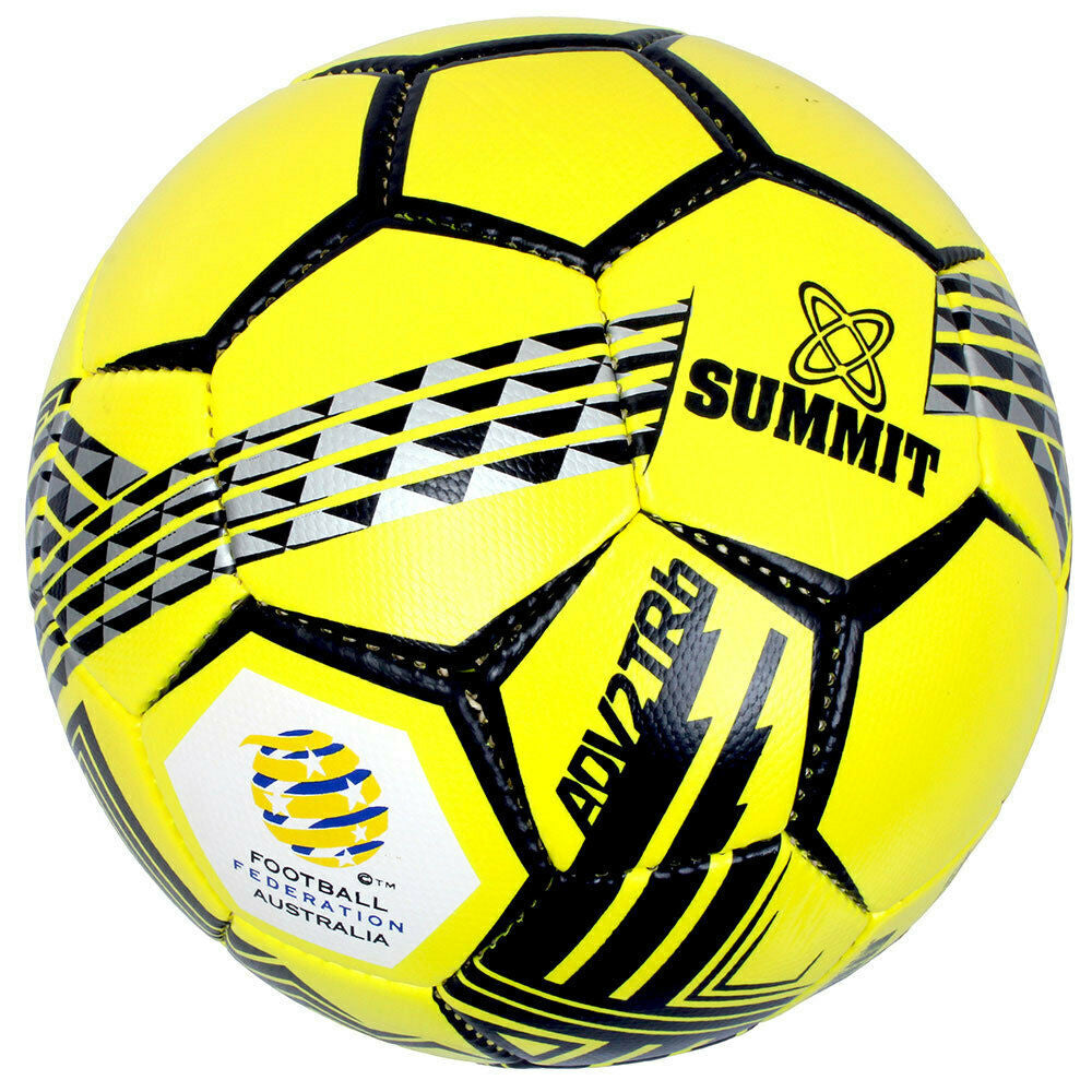 SUMMIT | ADV2 TRP TRAINING SOCCER BALL YELLOW SIZE 4