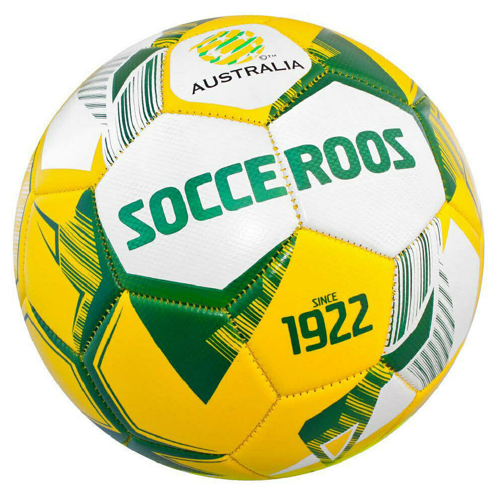 SUMMIT | HERITAGE SOCCEROOS SOCCER BALL