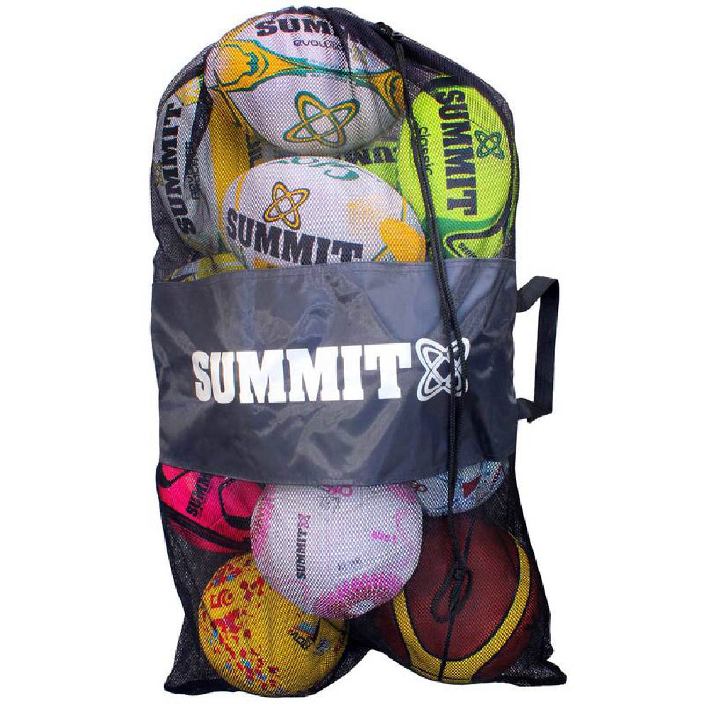 SUMMIT | MESH BALL BAG - 12 BALL