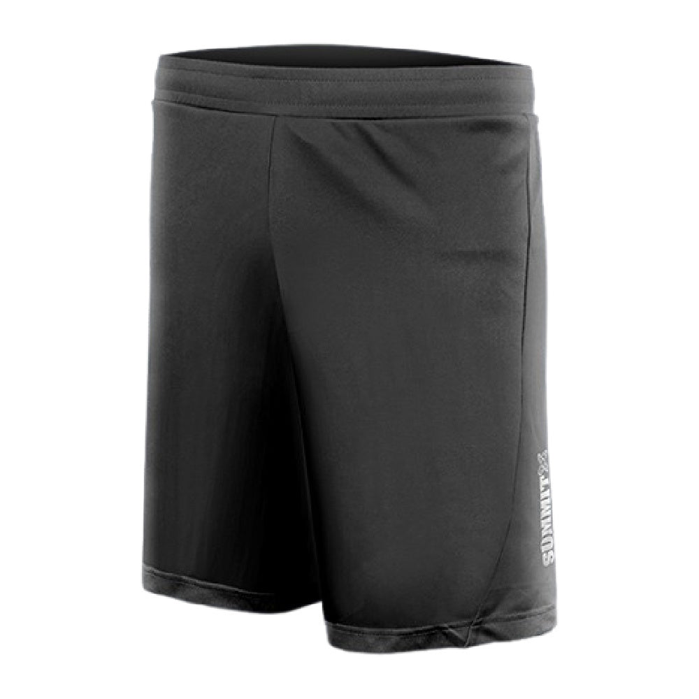 SUMMIT | KIDS SOCCER SHORTS BLACK