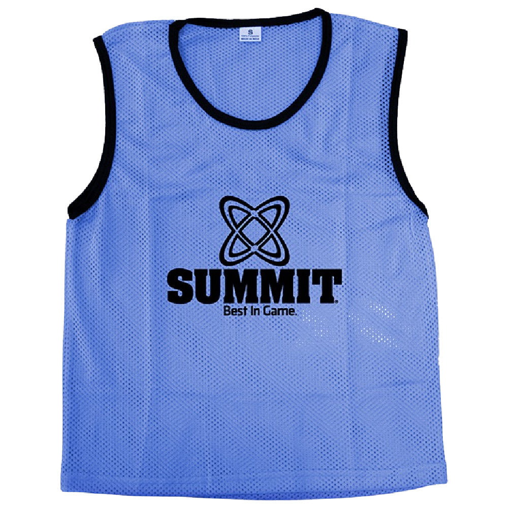 SUMMIT | TRAINING BIBS 4 PACK SNR BLUE