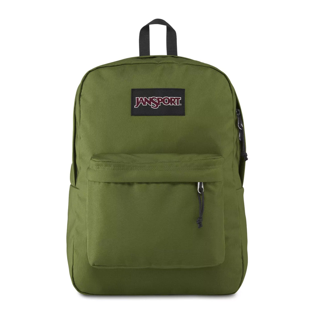 JANSPORT | SUPER BREAK BACKPACK 25L NEW OLIVE