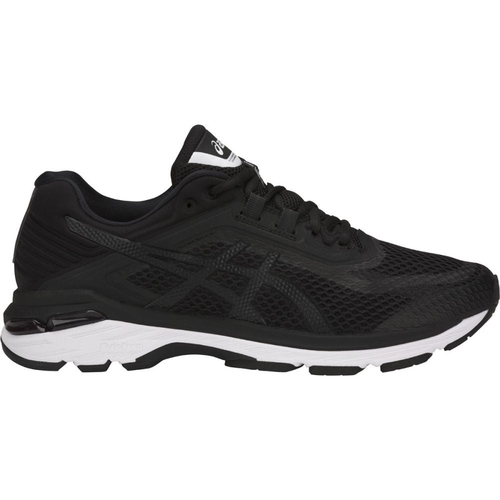 ASICS | GT-2000 6 (BLACK/WHITE/CARBON)