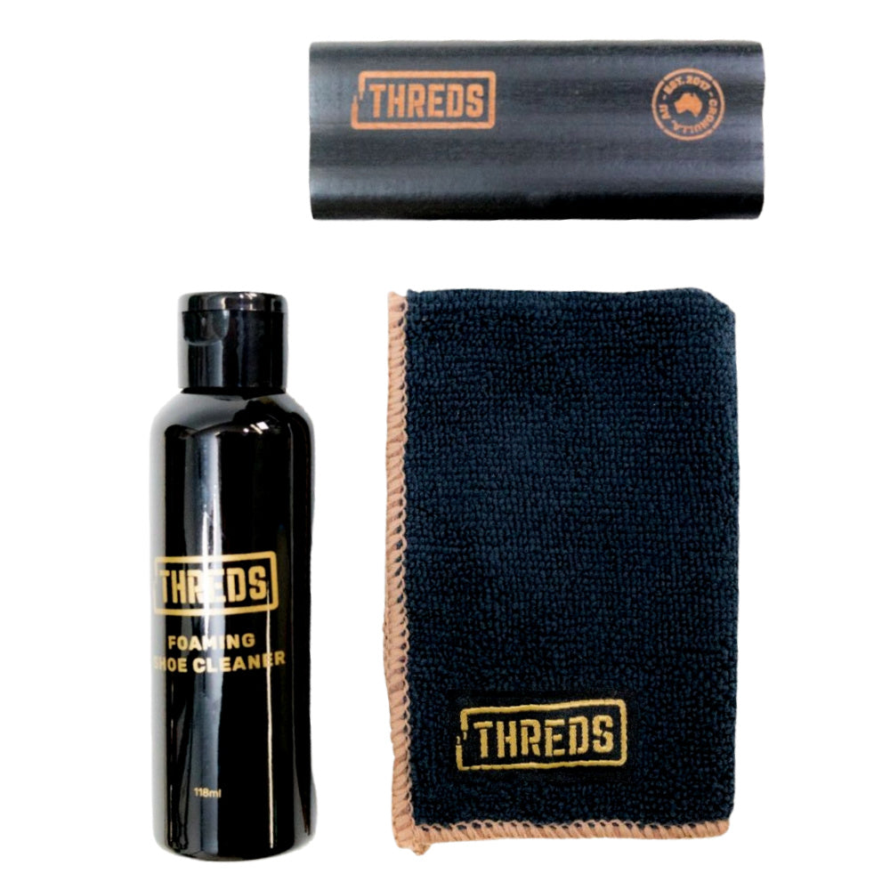 THREDS | QUICK SHOE CARE KIT