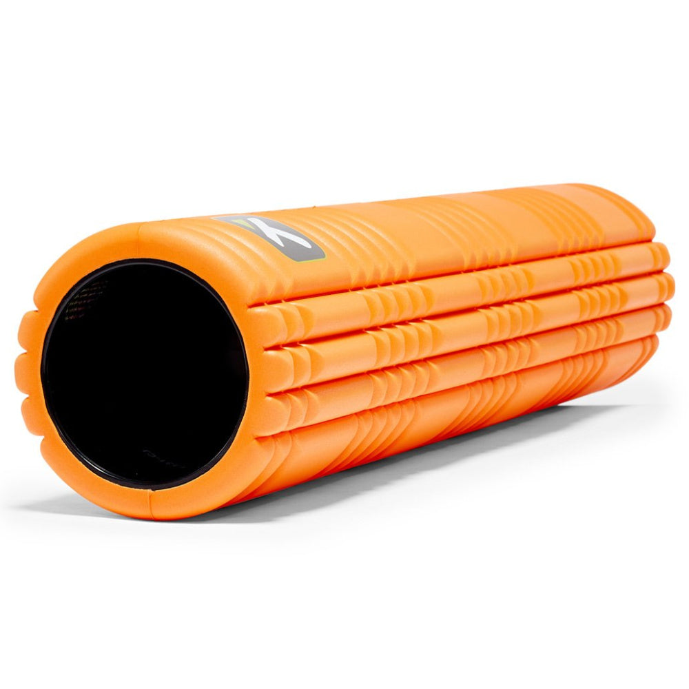 TRIGGERPOINT | THE GRID 2.0 EXTENDED REVOLUTIONARY FOAM ROLLER (ORANGE)