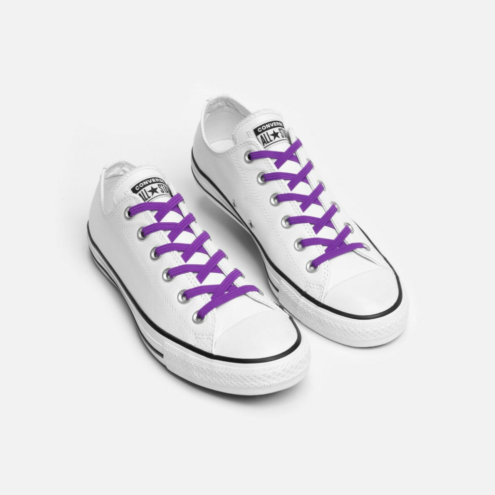 XPAND | PURPLE FLAT LACES