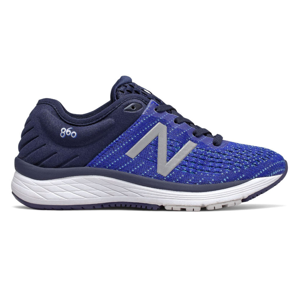 NEW BALANCE | KIDS 860 V10 WIDE BLUE/NAVY