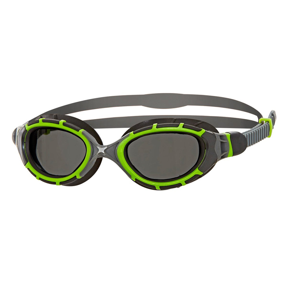 ZOGGS | ADULTS PREDATOR FLEX TITANIUM REACTOR GREEN