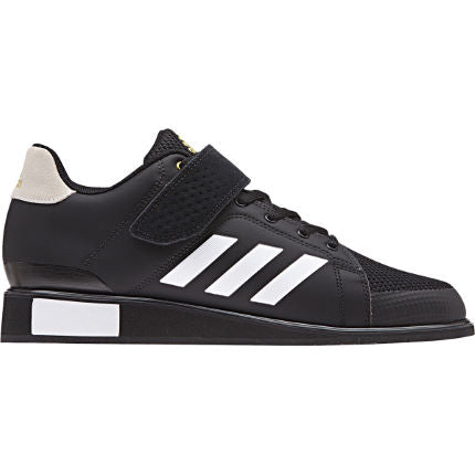 ADIDAS | MENS POWER PERFECT III BLACK/WHITE