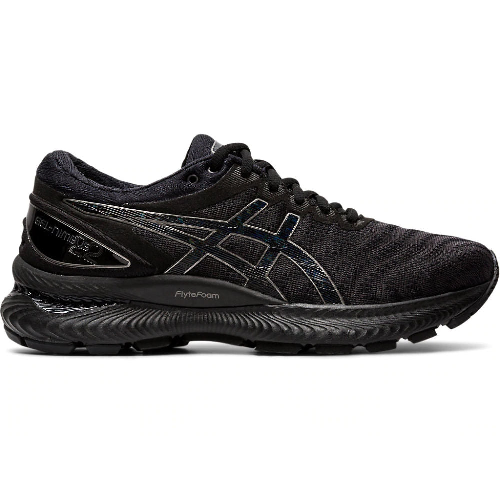 ASICS | WOMENS GEL-NIMBUS 22 BLACK