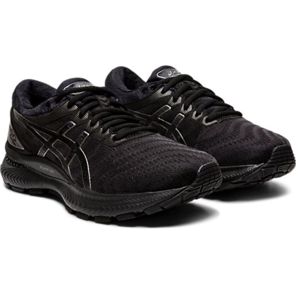 ASICS | MENS GEL-NIMBUS 22 (BLACK/BLACK)
