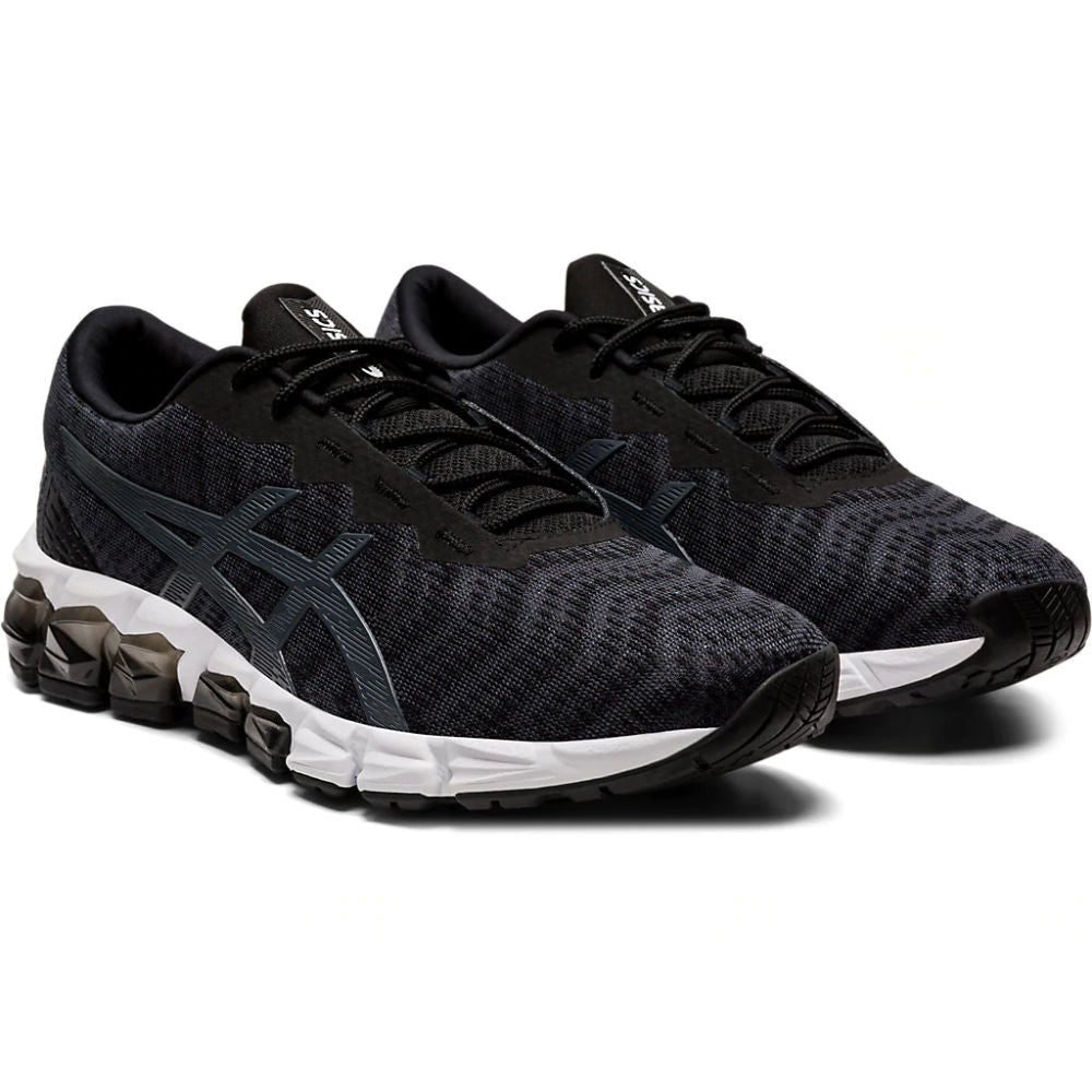 ASICS | WOMENS GEL-QUANTUM 180 5 BLACK/CARRIER GREY