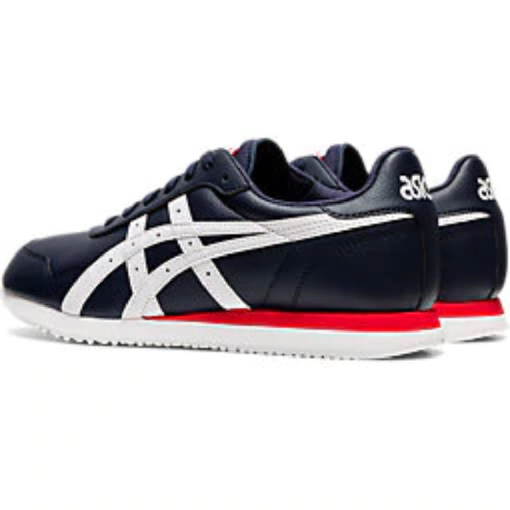 ASICS | MENS TIGER RUNNER MIDNIGHT/WHITE