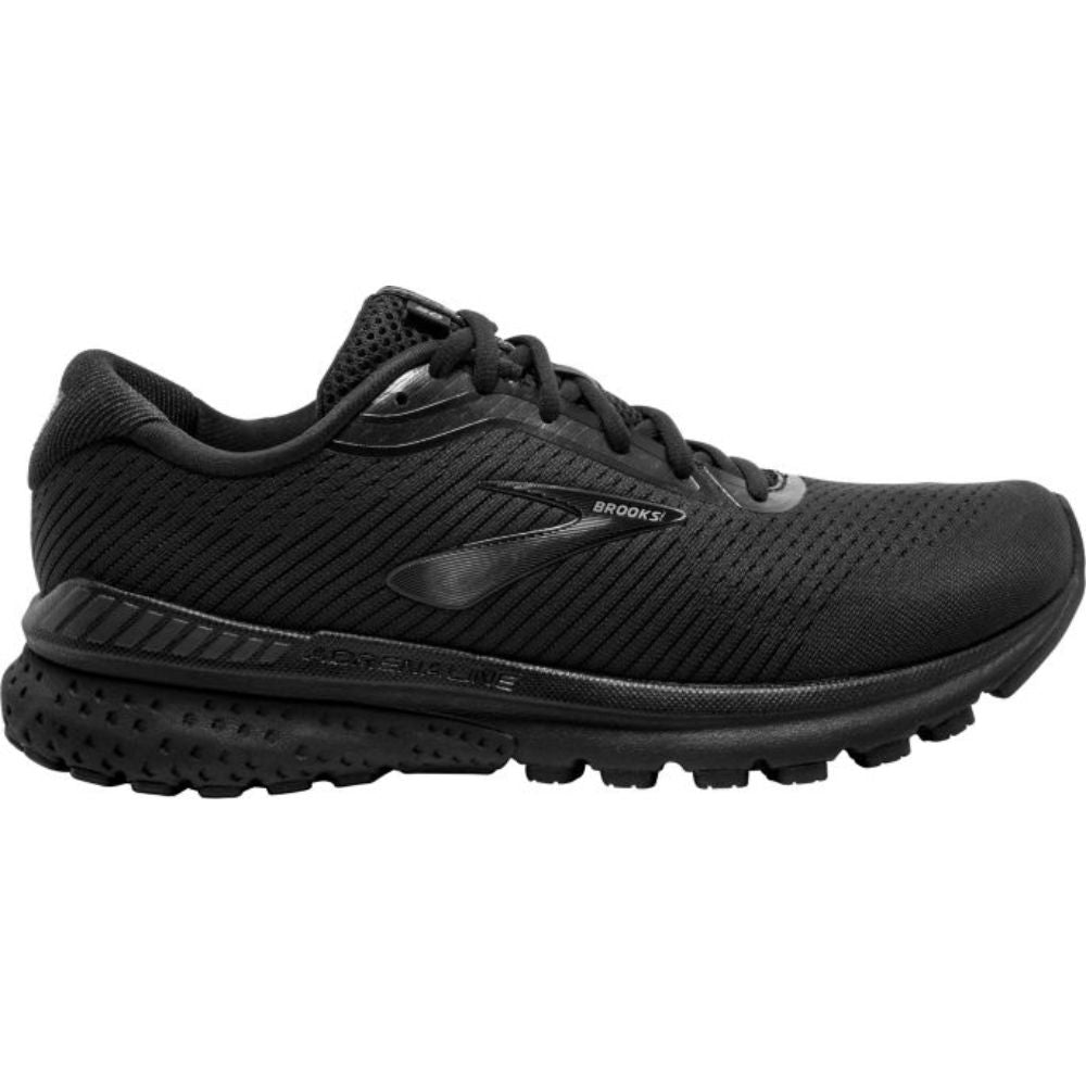 BROOKS | MENS ADRENALINE GTS 20 2E BLACK