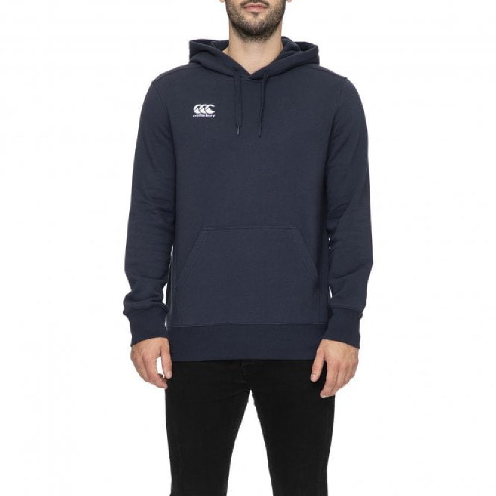 CANTERBURY | MENS O/H LOGO HOODY AM NAVY