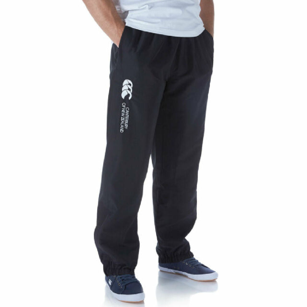 CANTERBURY | MENS CUFFED STADIUM PANT BLACK
