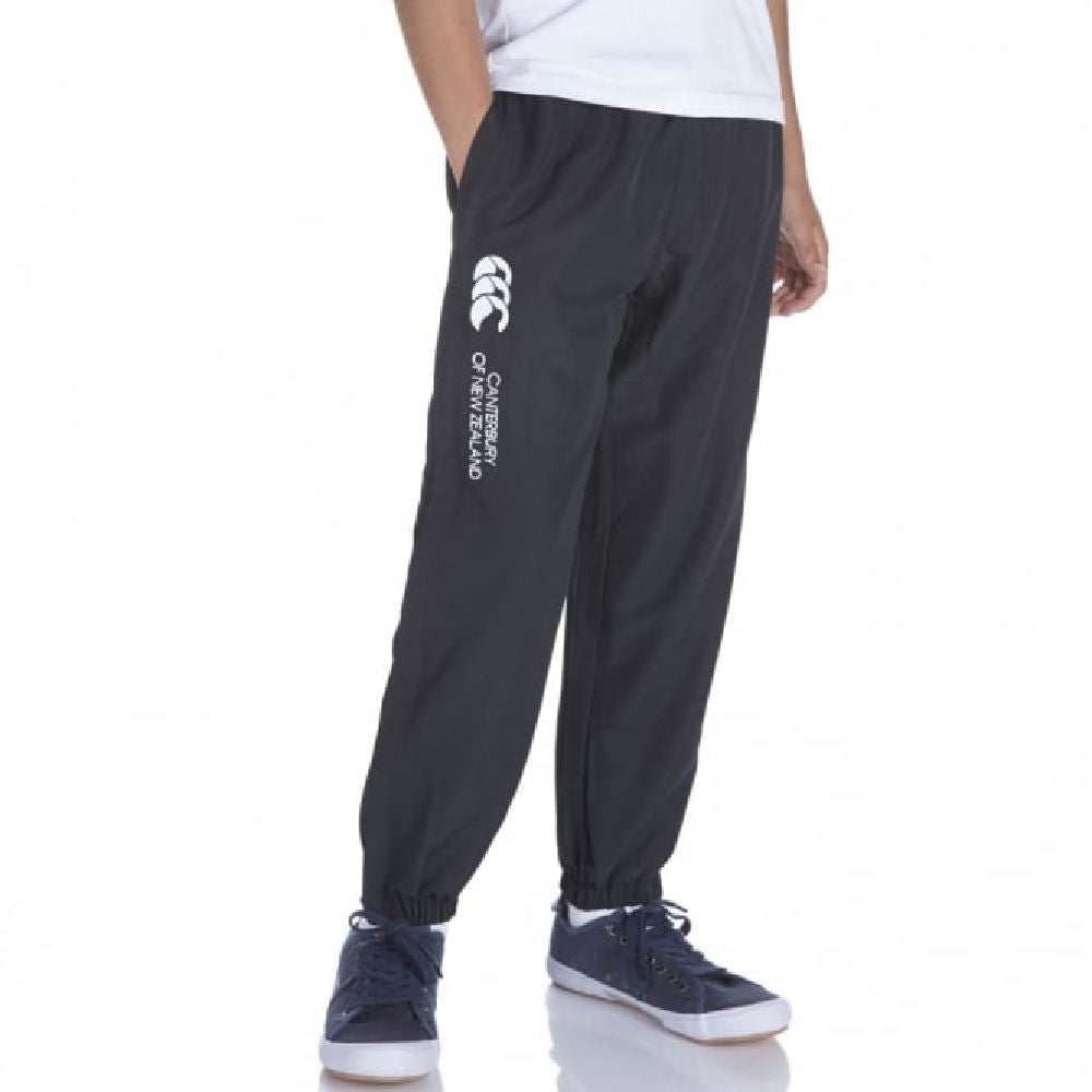 CANTERBURY | KIDS CUFFED STADIUM PANT BLACK