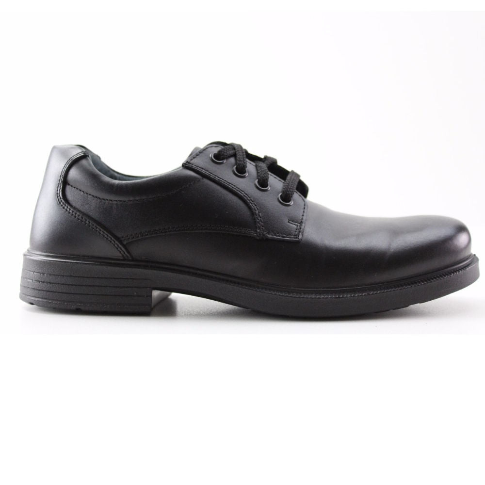 CLARKS | STANFORD YOUTH E (BLACK)