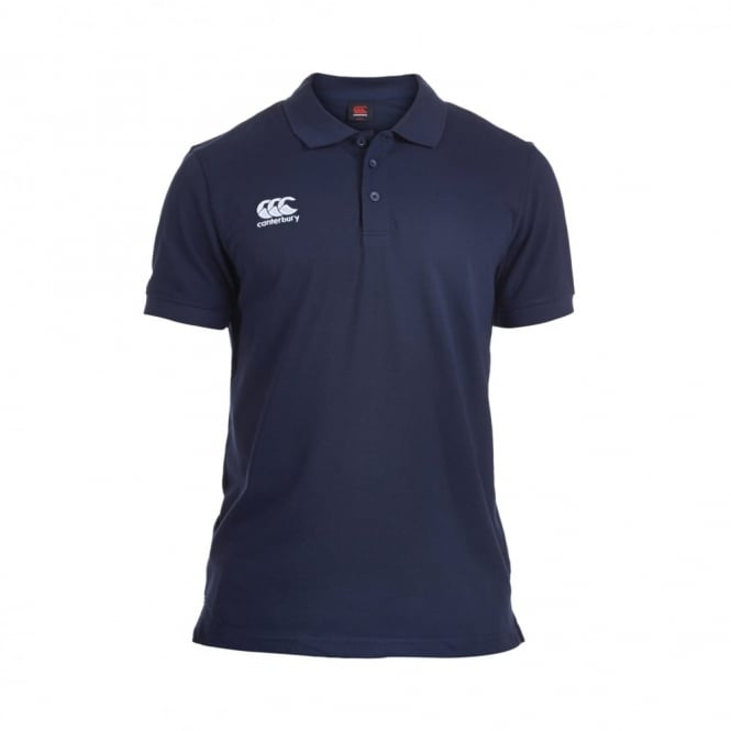 CANTERBURY | MENS WAIMAK POLO NAVY