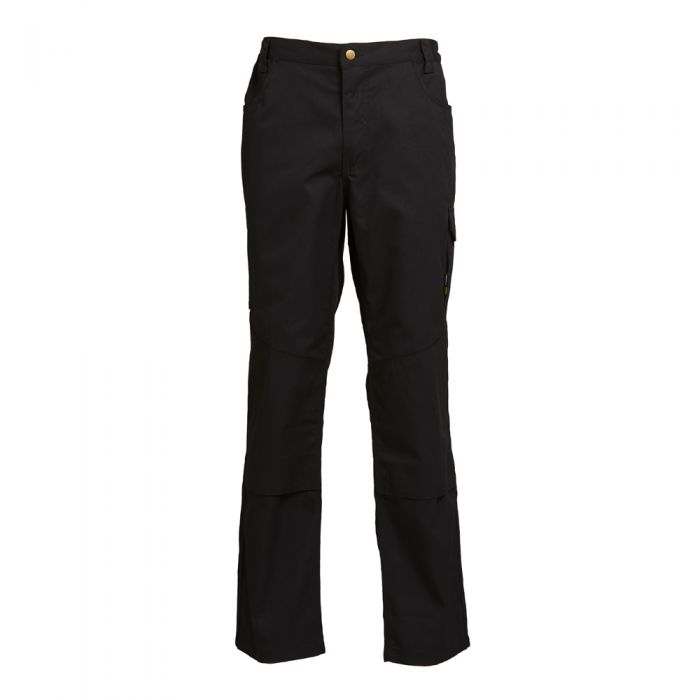 MUNKA | MENS TWILL WORK PANT (BLACK)