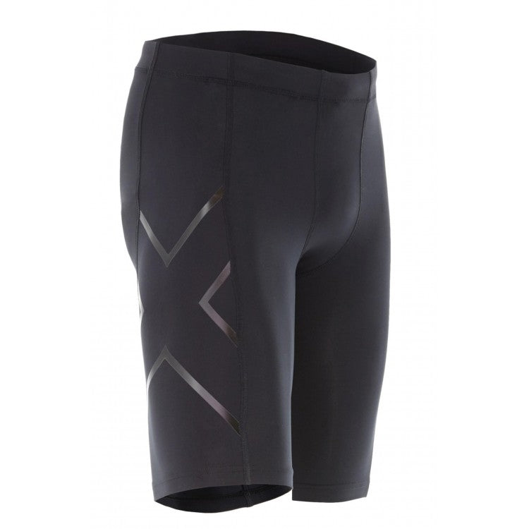 2XU | MENS COMPRESSION SHORT BLACK
