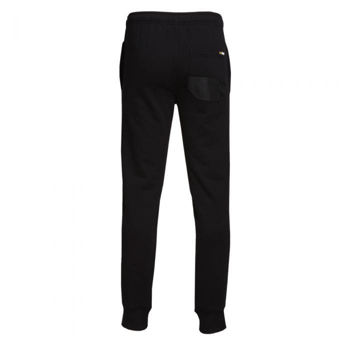 MUNKA | MENS UTILITY FLEECE TRACKPANT (BLACK)