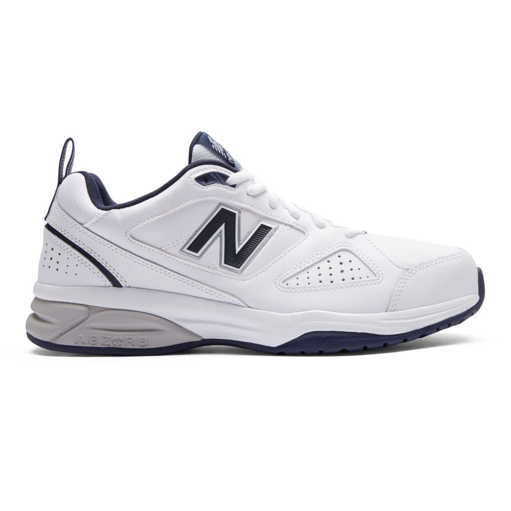 NEW BALANCE | MENS MX624WN4 4E (WHITE)