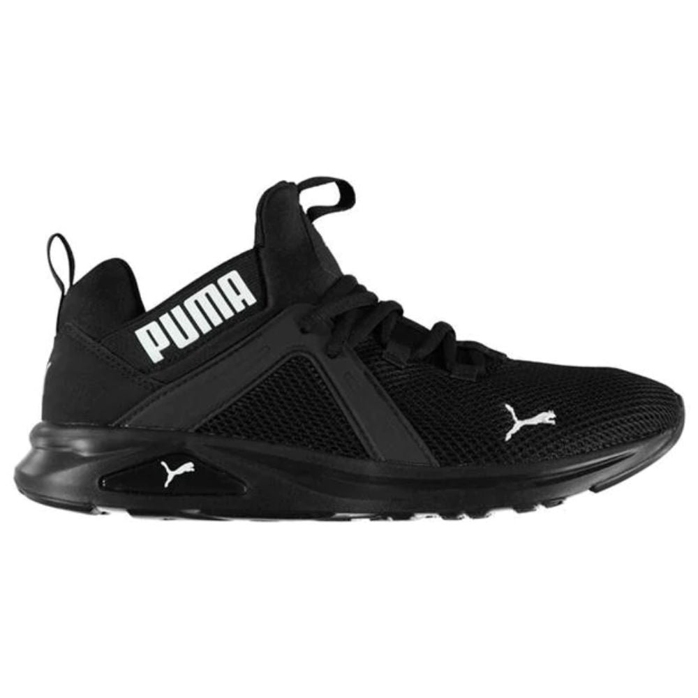 PUMA | MENS ENZO 2 (BLACK/WHITE)