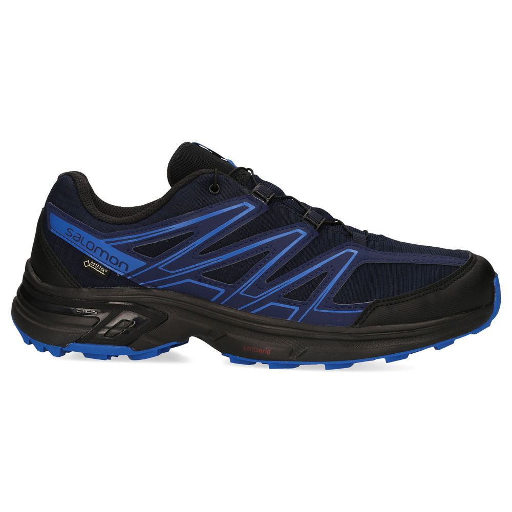 SALOMON | MENS WINGS ACCESS 3 GTX NAVY