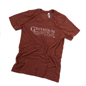 Greyhouse Logo Clay T-Shirt