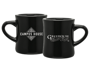 Greyhouse Campus House Diner Mug
