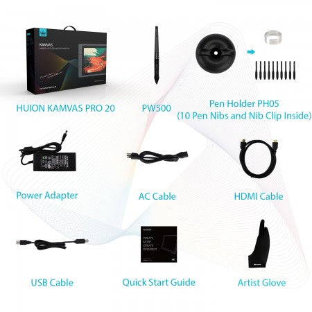 Kamvas Pro 20 - Huion Philippines - Official Store of Huion Graphic Tablets Philippines