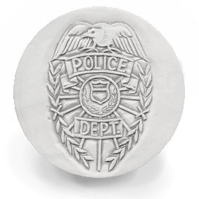Police Dept Drink Coasters