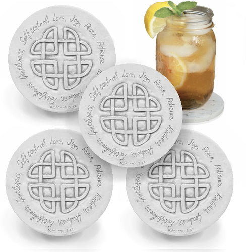Celtic Fruit Drink Coasters