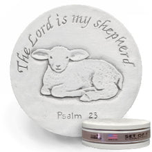 Load image into Gallery viewer, Lord is my Shepherd Drink Coasters