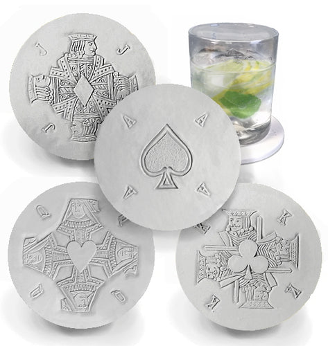 Playing Cards Drink Coasters