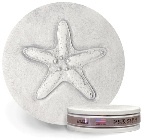 Starfish Drink Coasters