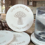 Daily Bread Drink Coasters