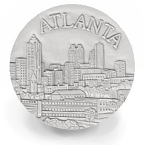 Atlanta Drink Coasters