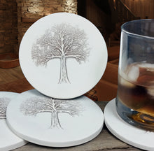 Load image into Gallery viewer, Tree  Drink Coasters