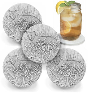 Bear Drink Coasters