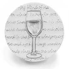 Load image into Gallery viewer, Red Wine Glass  Drink Coasters